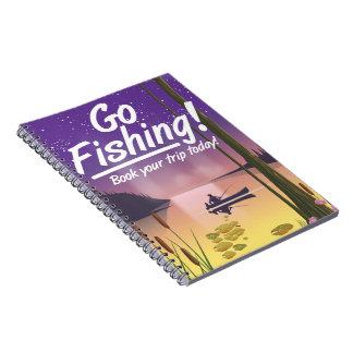 Go Fishing! Notebook