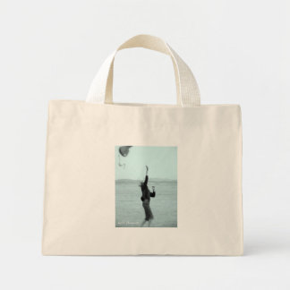 Go Fly a Kite Mini Tote Bag