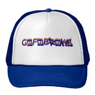 Go Fo Broke Trucker Hat