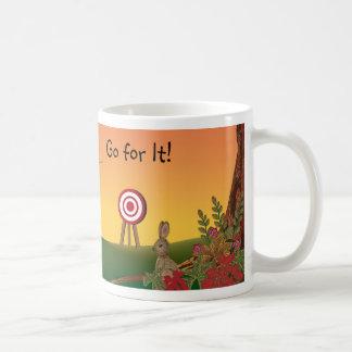 Go For It! Inspirational Mug