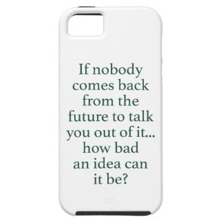 Go For It! iPhone 5 Case