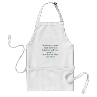 Go For It! Standard Apron