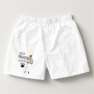 Go Frakkin Tigers Boxers