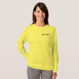 go-girl t-Shirt