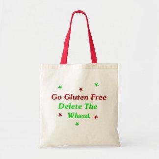 Go Gluten Free: Delete The Wheat