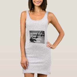 GO-GO Mardi Gras Women's Tank Dress