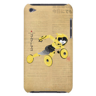 Go Go Tomago Supercharged Barely There iPod Cases