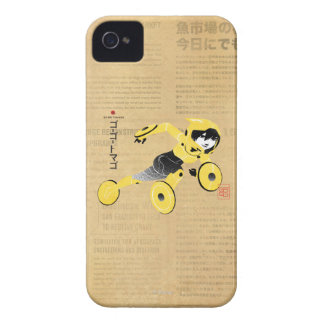 Go Go Tomago Supercharged iPhone 4 Cases