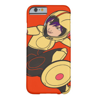 Go Go Tomago Yellow Suit Barely There iPhone 6 Case