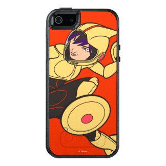 Go Go Tomago Yellow Suit OtterBox iPhone 5/5s/SE Case