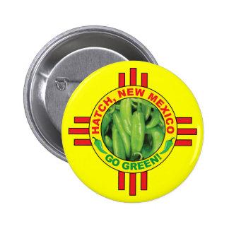 Go Green! 2 Inch Round Button