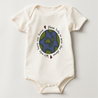 Go Green Baby Infant Boy,Girl T shirt Top