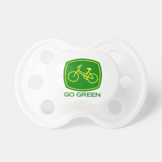 Go Green Baby Pacifiers