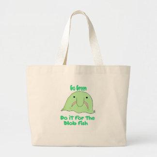 Go Green Jumbo Tote Bag