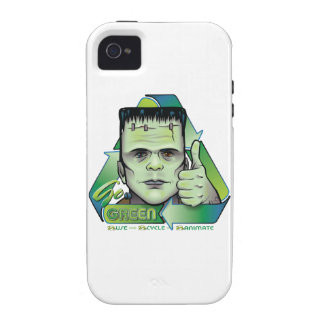 Go Green Case-Mate iPhone 4 Covers