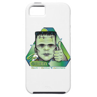 Go Green Case For The iPhone 5