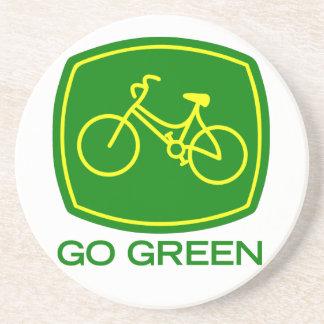 Go Green Coaster