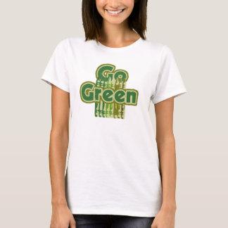 Go Green Earth Dat Crayons T-Shirt