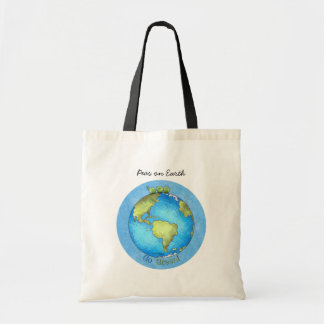 Go Green - Earth Day Tote Bag