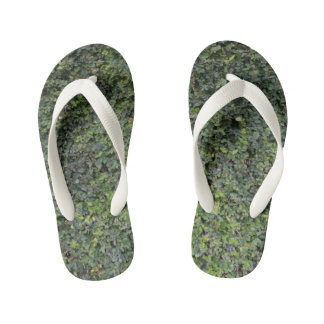 Go Green Flip Flops for Kids