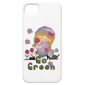 Go Green Garden Case For The iPhone 5