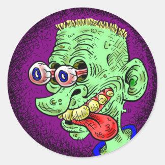 Go Green, Green Gene Sticker