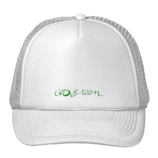 GO green Hat For Anyone