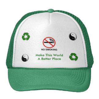 Go green Hat! Trucker Hat