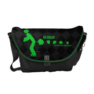 Go Green Commuter Bag
