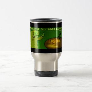 Go Green Mugs for Halloween