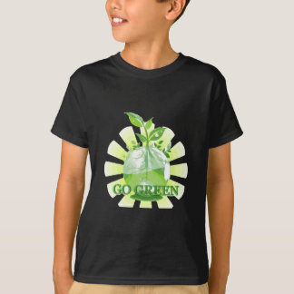 GO GREEN multiple products selected T-Shirt