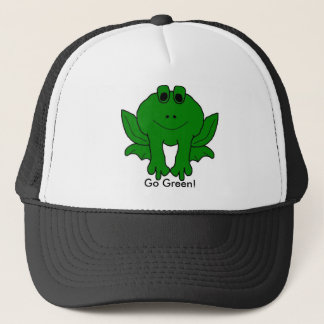 Go Green! Trucker Hat