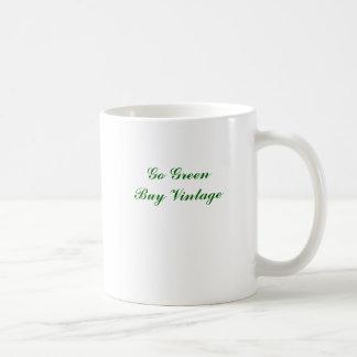 Go GreenBuy Vintage Coffee Mug