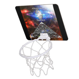 GO HARD B-BALL MINI BASKETBALL HOOP