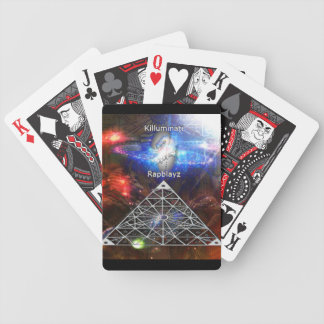 GO HARD CARDS! BICYCLE PLAYING CARDS