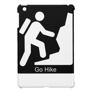 Go hike hiker iPad mini covers