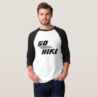 Go Hike Men's T-Shirt