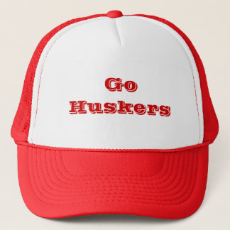 Go Huskers Hat