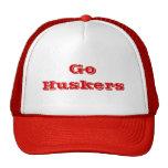 Go Huskers Hat