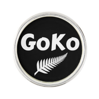 Go Ko Supporters' Lapel Pin