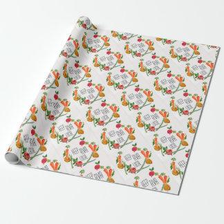 Go Local-RVA Wrapping Paper