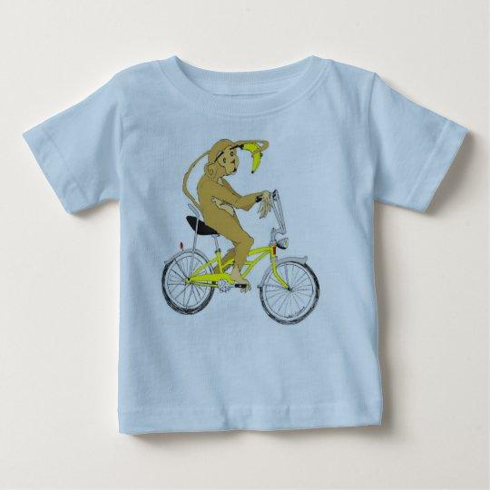 Go monkey go! baby T-Shirt
