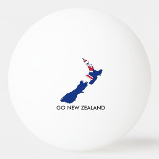 GO NEW ZEALAND PING PONG BALL