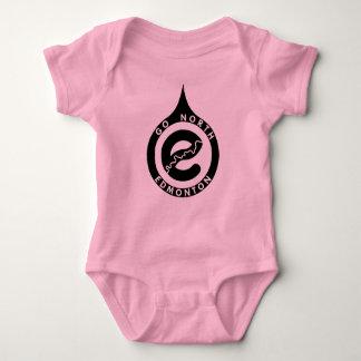 Go North Baby Bodysuit