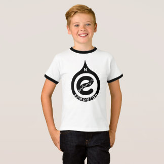 Go North Ringer T-shirt