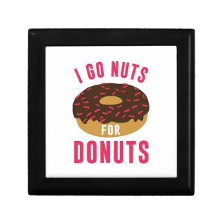 Go Nuts For Donuts Gift Box