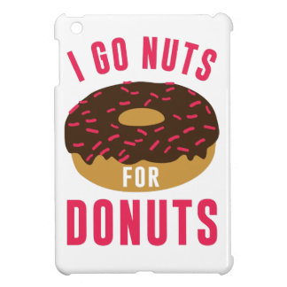 Go Nuts For Donuts iPad Mini Cover