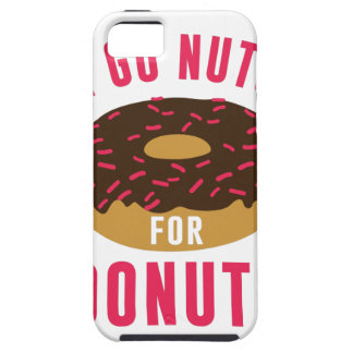 Go Nuts For Donuts iPhone 5 Cover