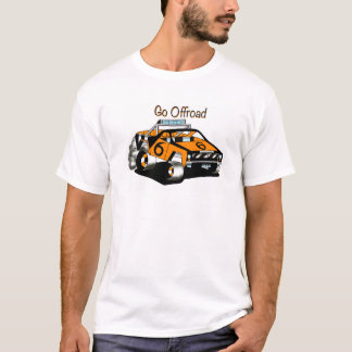 Go Offroad Men's T-shirt