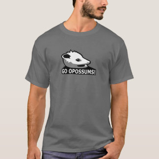 Go Opossums! T-Shirt
